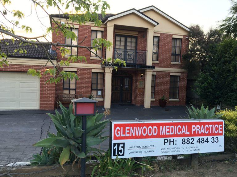 Glenwood Prac-1